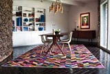 Дизайнерський килим на підлогу: новий погляд на оформлення кімнати
