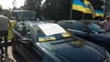 Автомобілісти з «євро-номерами» розпочали акцію під Верховною Радою
