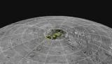 Жара на Меркурии создает водяной лед