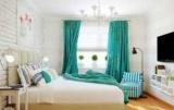 Дизайн штор для спальні в різних стилях (класика, лофт, модерн, прованс, хай-тек). ФОТО 50+