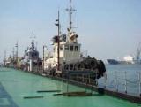 Бердянський порт скорочує роботу